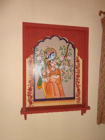 Shivam Tourist Guest House : Lovely traditional features