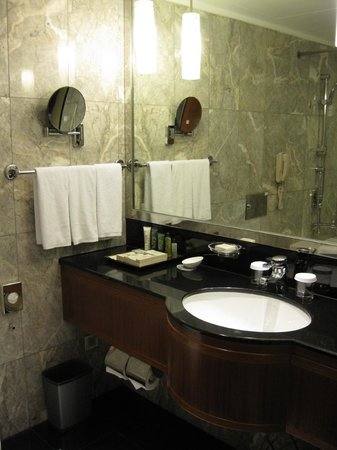 Hilton Singapore: bathroom