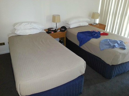 Surf Parade Resort: Two beds
