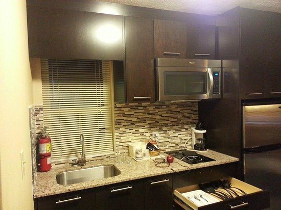 Best Western Royal Oak Inn : Kitchenette