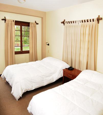 Hotel Villa Del Carmen : dos camas
