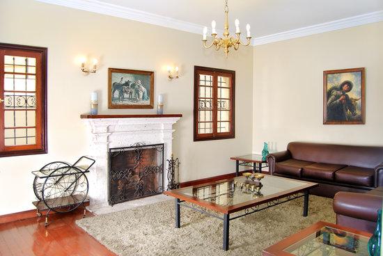 Hotel Villa Del Carmen : salon