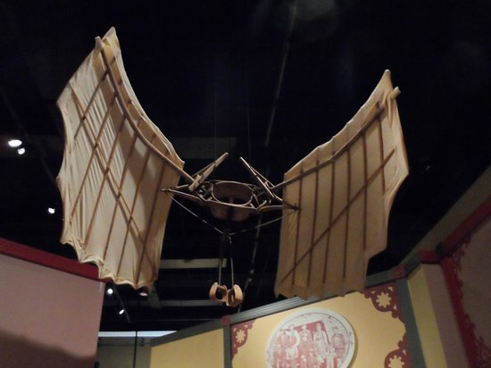 Tennessee State Museum: Flying machine