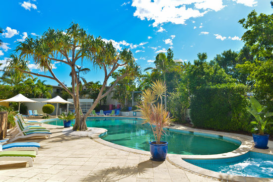 Noosa Blue Resort: Noosa Blues Main Pool (25m)