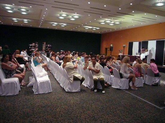 Marival Resort & Suites: amplio lugar para tus congresos.