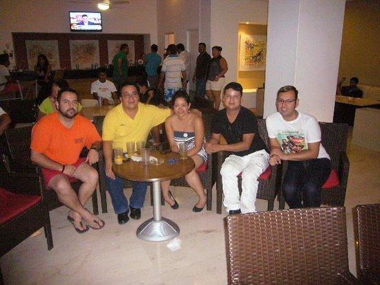 Marival Resort & Suites: noches bohemias.
