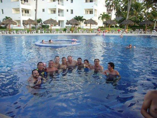 Marival Resort & Suites: compartiendo con otros huespedes