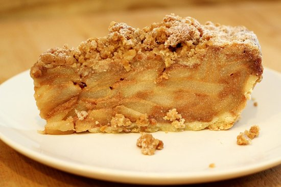 The Wooden Spoon at Bert's: Sweet Street Desserts 'Big Apple Pie'