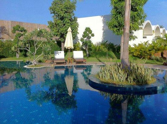 Navutu Dreams Resort & Wellness Retreat: Beautiful view...