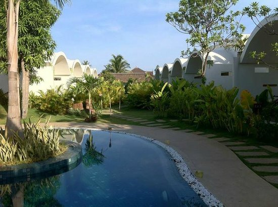 Navutu Dreams Resort & Wellness Retreat: the other rooms ... the different types