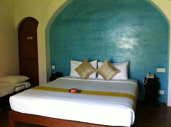 Navutu Dreams Resort & Wellness Retreat : our room...