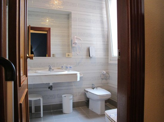 Hotel Comfort Dauro 2 : Bathroom