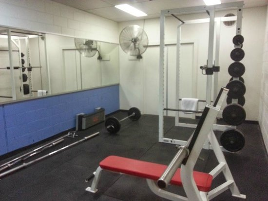 Mercure Gold Coast Resort : Gym power station