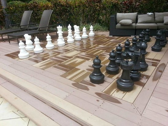 Mercure Gold Coast Resort: Chess