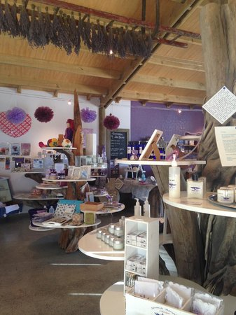 Dylans Country Cottages: Shop