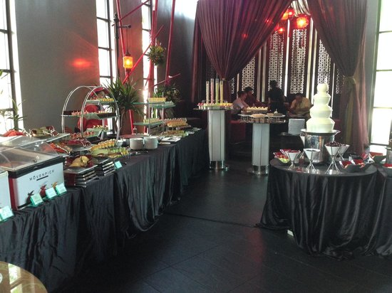 Mantra Restaurant & Bar: Sweets Bar