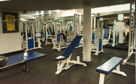 Noosa Blue Resort : Fitness Centre avalible to inhouse guests