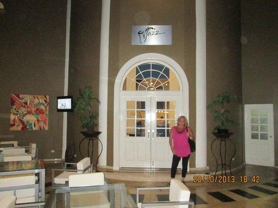 Cofresi Palm Beach & Spa Resort: Jazz..