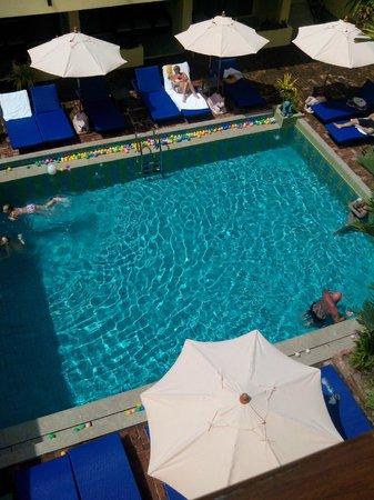 CC's Hideaway : pool