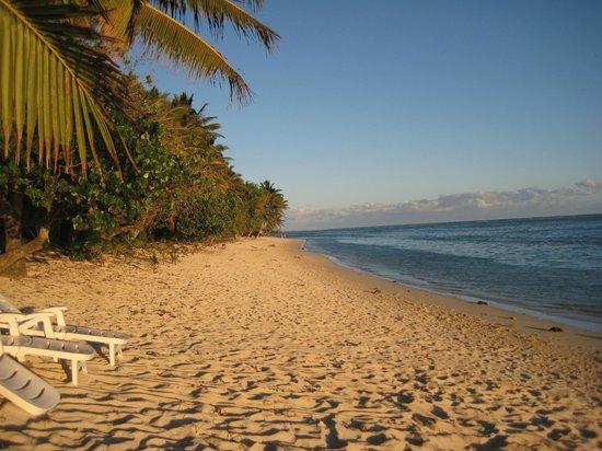 Makayla Palms: The beach
