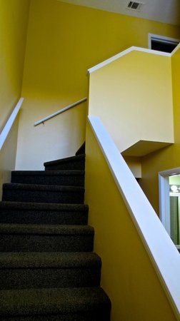 Villas at Fortune Place: Stairway