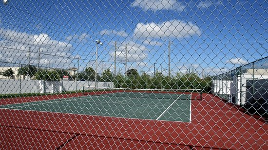 Villas at Fortune Place : Tennis Court