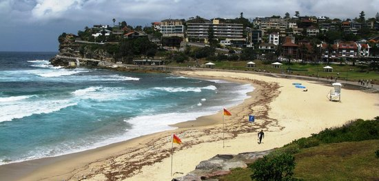 Bronte Beach: A different angle