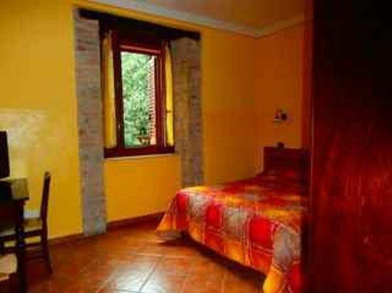 Locanda Settecamini: Camera da letto