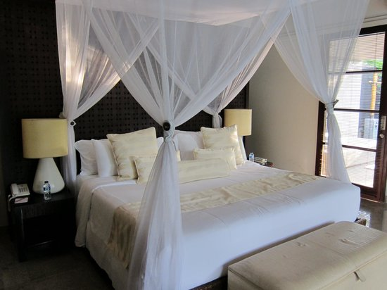Peppers Seminyak : Our bedroom