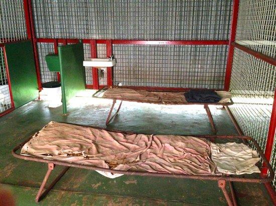Fannie Bay Gaol: Medium Security cells
