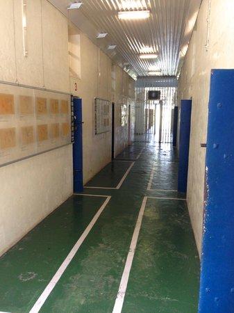 Fannie Bay Gaol: Maximum Security block