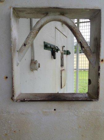 Fannie Bay Gaol: Solitary cells