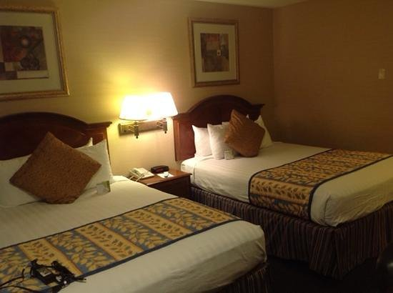 BEST WESTERN Inn Santa Clara: clean comfortable beds