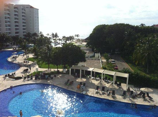 Dreams Villamagna Nuevo Vallarta: Ocean View from Balcony