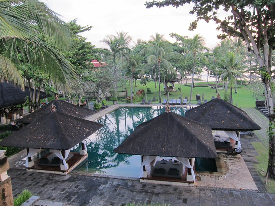 INTERCONTINENTAL Bali Resort: View from our suite