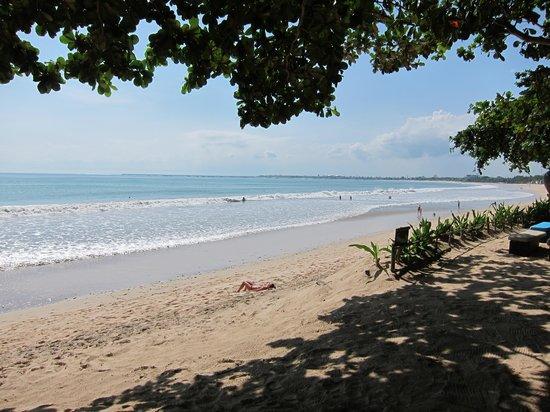 INTERCONTINENTAL Bali Resort: We just love the beach