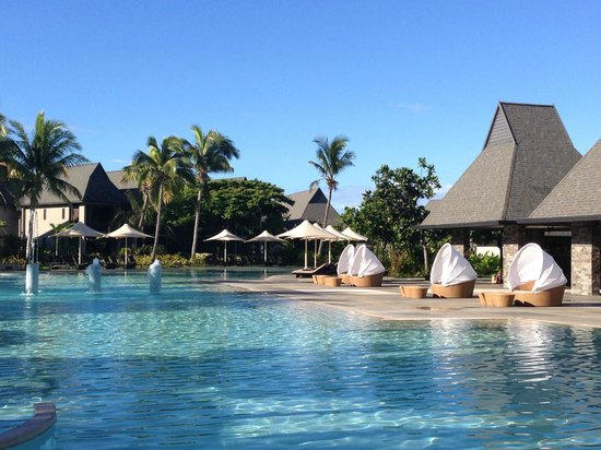 InterContinental Fiji Golf Resort & Spa : Kids Pool