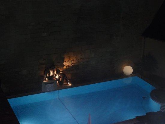 Plaza Madeleine & Spa: piscine et spa