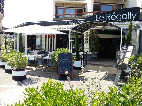 Le r galty capbreton port des mille sabords menu - Office de tourisme capbreton ...