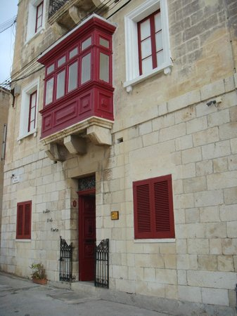 Villa Del Porto: отель