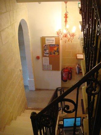 Villa Del Porto: ресепшн