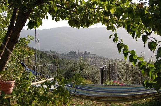 Agriturismo Podere Torre: view from our room