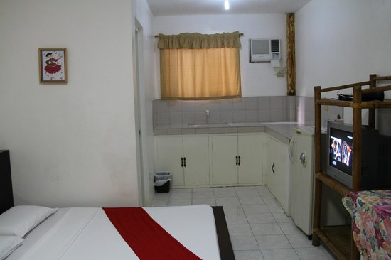 La Plage de Boracay Resort: номер