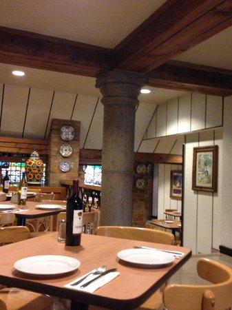 Hotel PF : Restaurante