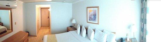 Hotel PF : Cuarto