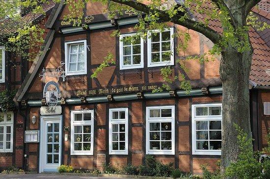 Hotel Garni St. Georg: Aussenansicht Hotel
