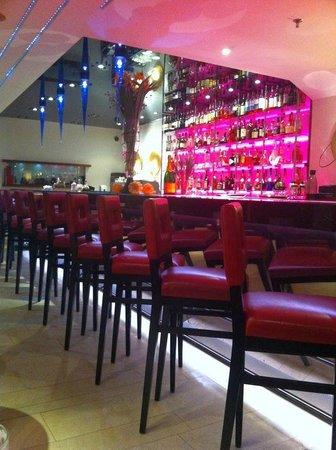 Mandarin Oriental, Prague : Bar de l'hôtel, le Barego