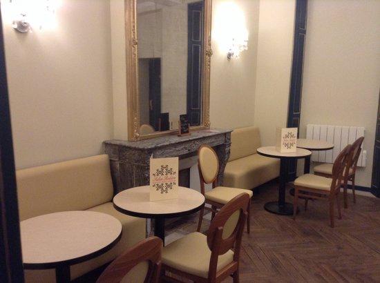 Salon Rodière: Le salon