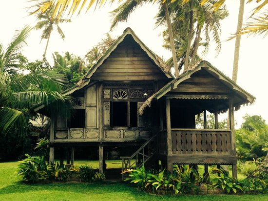 Bon Ton Resort: one of the accommodations! gorgeous!!!