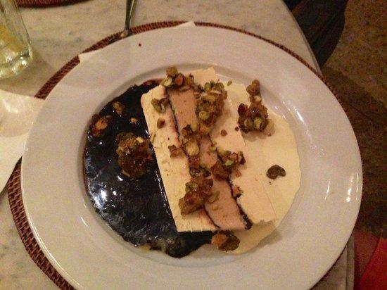 Bon Ton Resort: amazing icecream layered cake! a favourite!